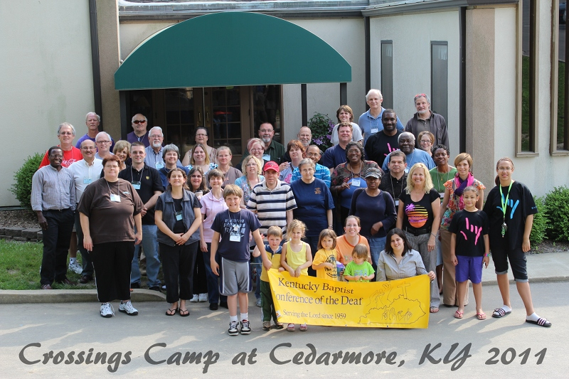 KBCD 2011 Crossing Camp Cedarmore, KY